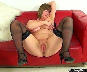 British milf Janey..