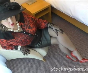 killer heels anal