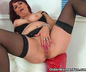 UK milf Christina X..