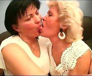 Lesbian Granny Porn