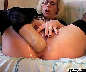 Grannies and milfs..