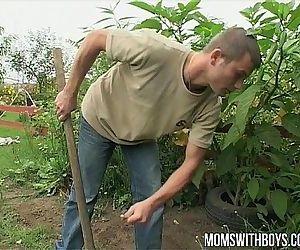 European mom makes her..