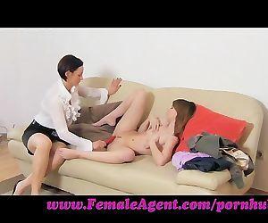 FemaleAgent. Sticky..