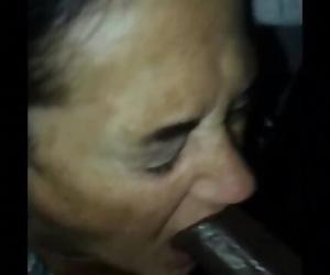 Throat Fucking Granny