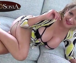 Aunt Sonia is Turned on..