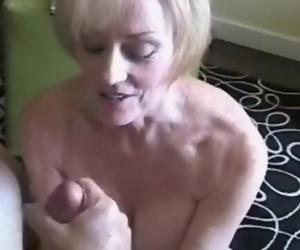 Fetish Granny Kinky..