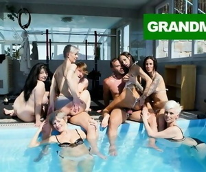 Fucked up Granny Pool..