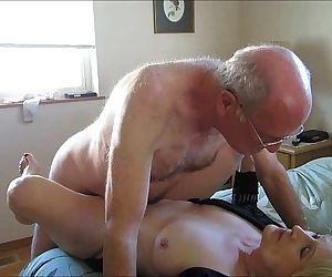 Old Couple Hooks Up..