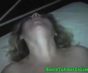 MEXICANA RUBIA MADURA..