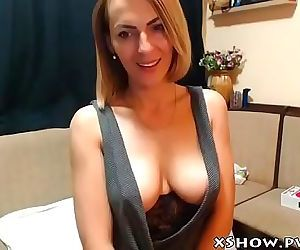 Gorgeous Horny Mother..