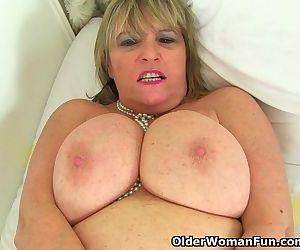 British granny Alisha..