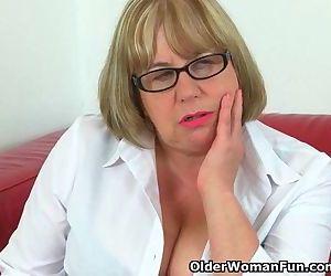 British granny Trisha..