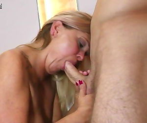 Dirty mother fucks her..