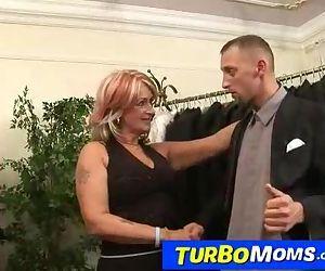 Hungarian grandma Judit..