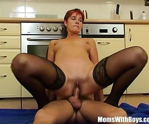 Sexy Mature In Laced..