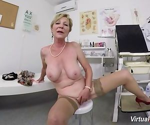 hairy mom waiting for..
