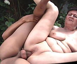 Chubby Granny - 119