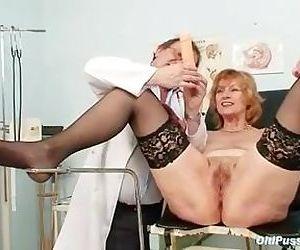 Redhead granny dirty..