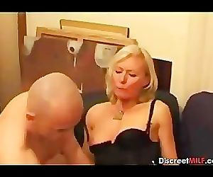 Casting French Blonde..