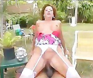 Sexy cougar Margo..
