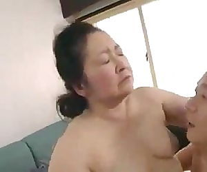 Giapponese nonna