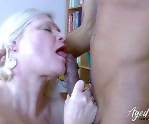 AgedLovE Lacey Starr..