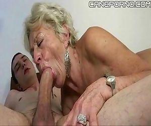 Scopo mia nonna - 3 min