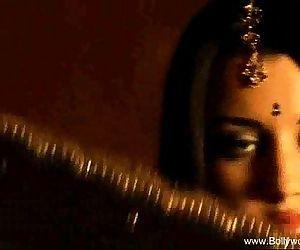 Exotic Brunette Indian..