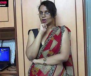 Amateur Indian Babe..