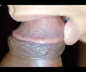 Ultra Close-Up Indian..