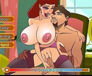 Hentai sex game Fucking..