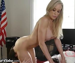 MILF Teacher Brandi..
