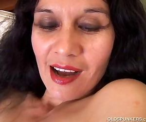 Spicy mature latina..