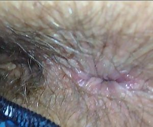 Wife Shit Stained Hairy..