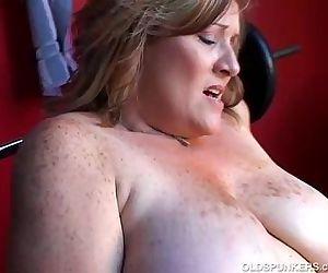 Mature BBW big tits - 5..