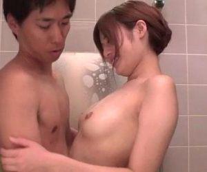 Mind blowing shower sex..