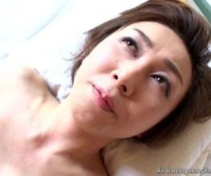 Sultry Japanese MILF..