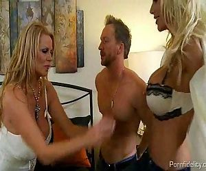 Puma Swede and Kelly..