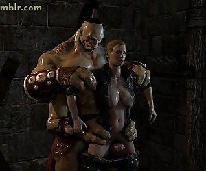 Mortal Kombat X Porn..
