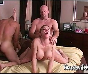 Wife Swapping with 2..