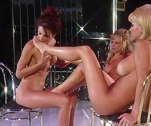 Jill Kelly and Shayla..