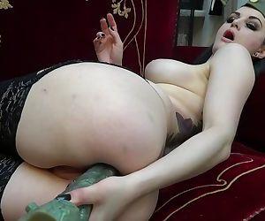 Striptease und anale..