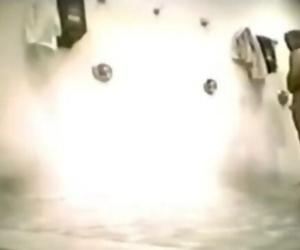 Spy Shower Teasing