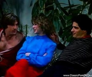 Wild Anal Threesome..