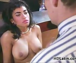 Sexy And Hairy Latina..