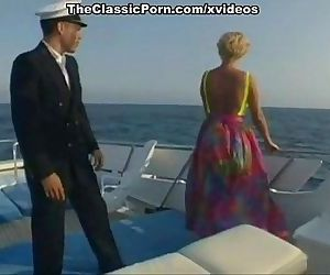 Classic retro scenes on..