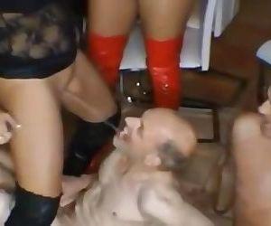 Girls Pissing On Guys - 4
