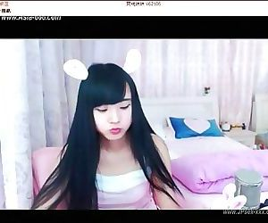 cute chinese teen live..