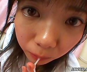 Young japanese teen..
