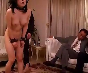 Japanese wife forced by..